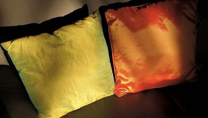 Необходимо иметь надувные подушки.