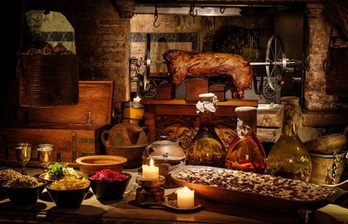 Один из старейших мясных продуктов.