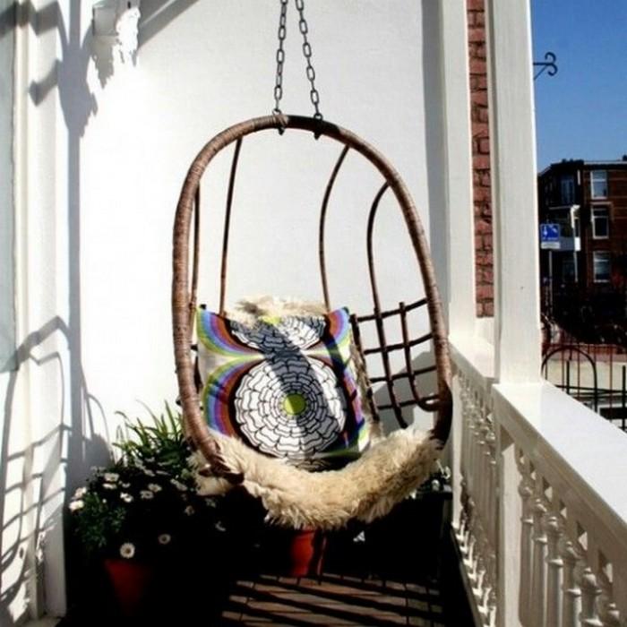 Такая разная балконная мебель.