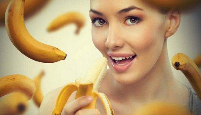 Банановая кожура поможет с лечением прыщей.