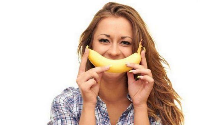 Банановая кожура поможет с улучшением настроения и зрения.