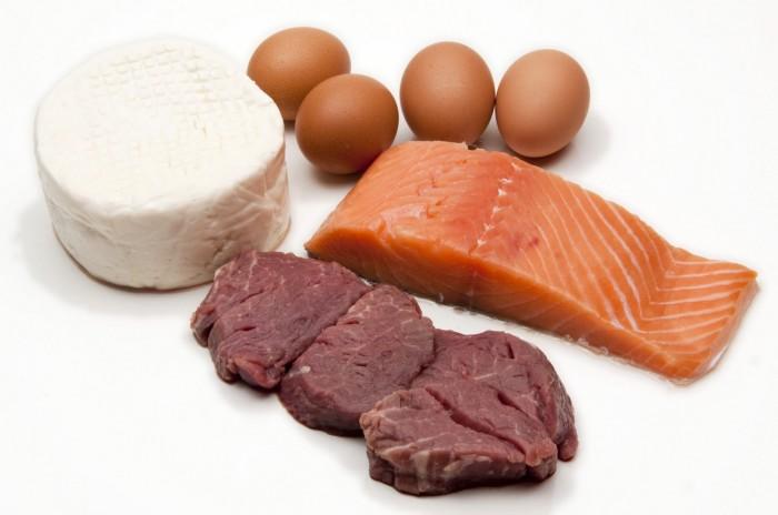 10 продуктов с высоким содержанием белка, которые могут заменить «качалку».