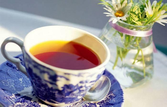 Чай с бергамотом окажет успокаивающее действие.