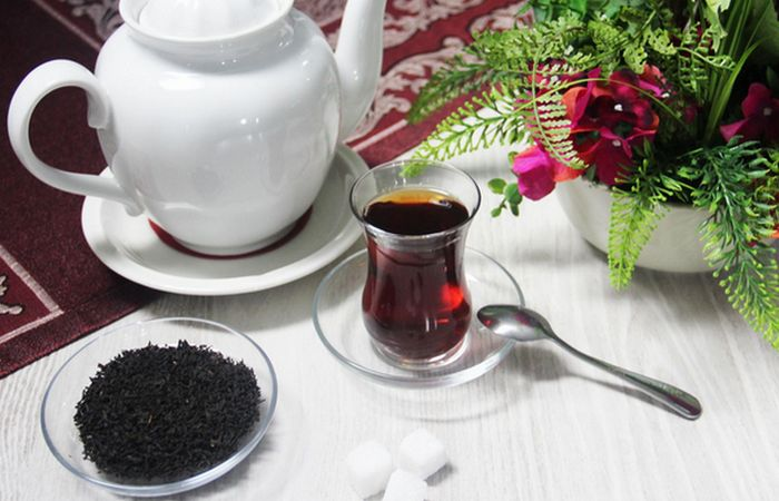 Чай с бергамотом - это профилактика сердечных заболеваний.