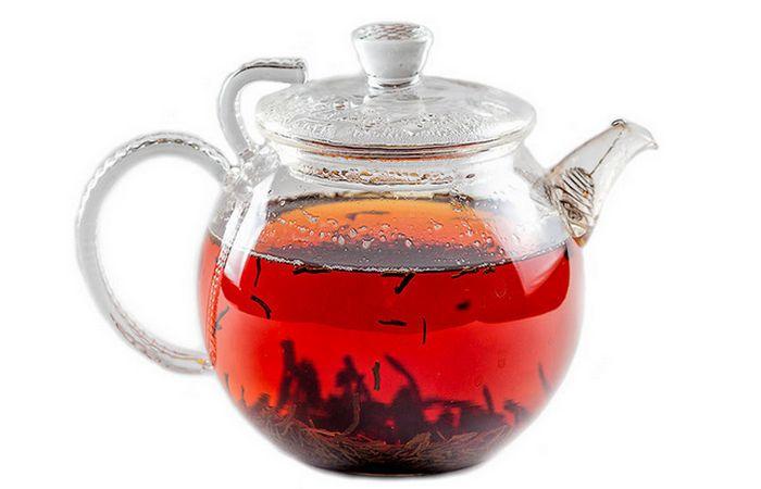 Чай с бергамотом поможет в снятии стресса.