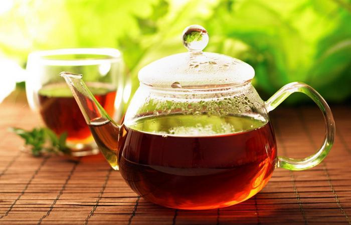 Чай с бергамотом.
