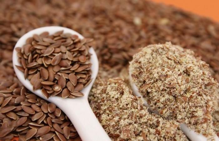 Семена льна снизят кровяное давление.