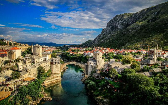 Босния и Герцеговина: красота невероятная!