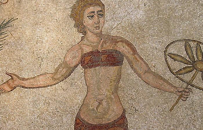 Бюстгальтеры были изобретены в Древней Греции.
