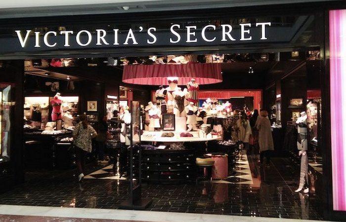 Изначально «Victoria's Secret» предназначалась для мужчин.