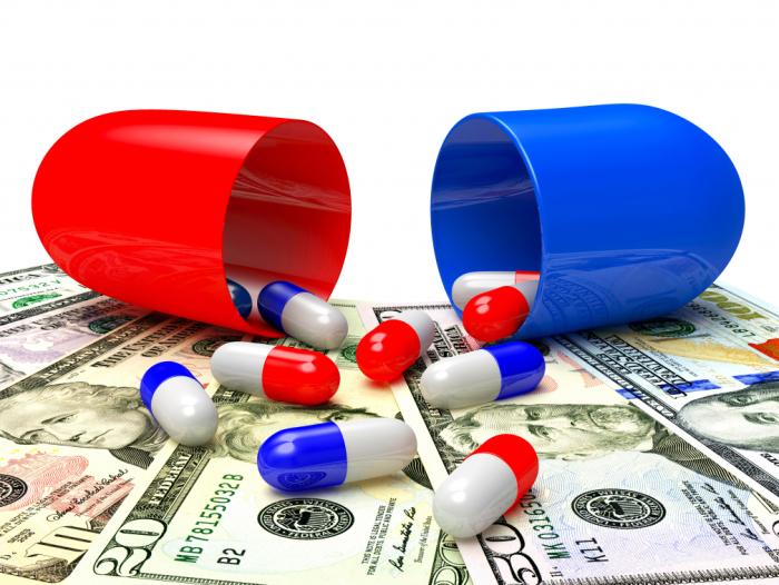 Брендированные лекарства