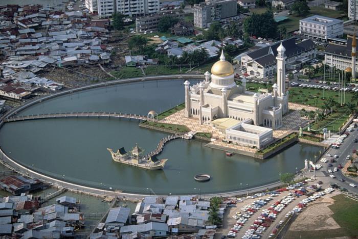 Очарование Брунея.