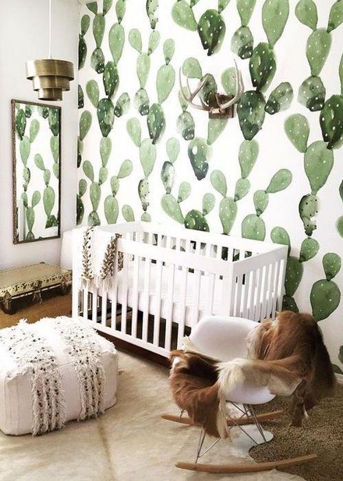 Прекрасное решение для комнаты малыша.
