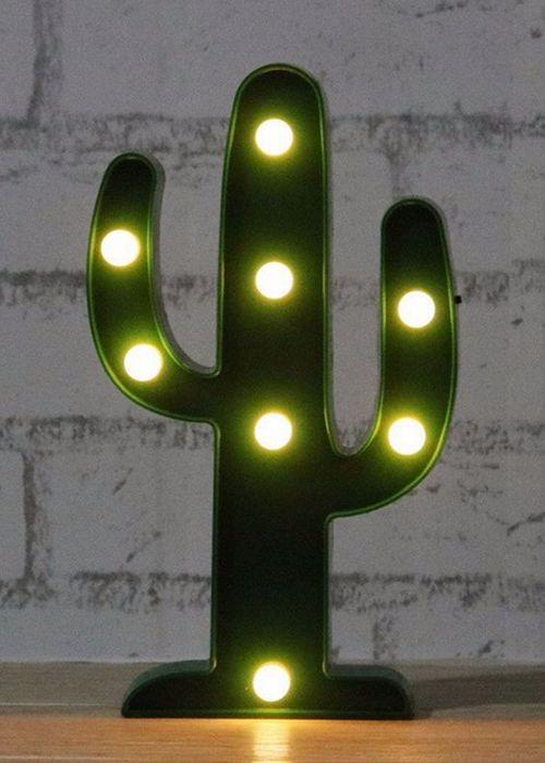 Этот кактус можно сделать и своими руками.