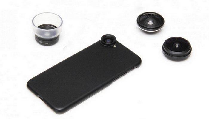 Объективы «Lensta Kit» подходит для iPhone 5 и новее.