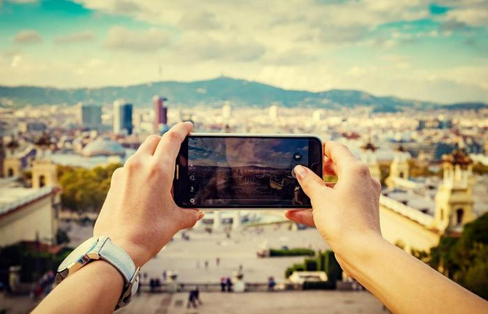 Фотографировать смартфоном стало удобней.