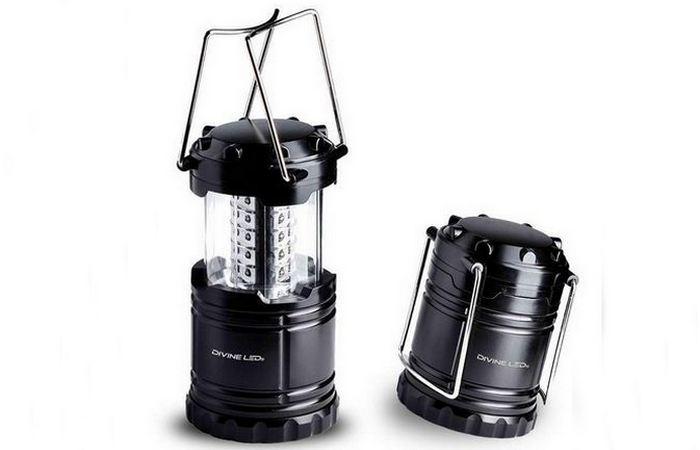 Сверхяркий светодиодный фонарь «Ultra Bright LED Lantern».