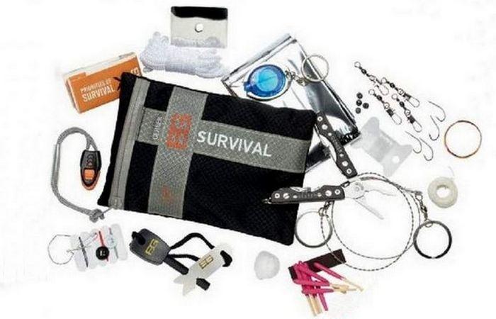 Ультимативный комплект для выживания «Gerber Bear Grylls».