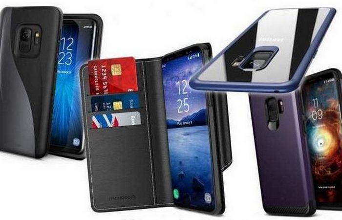Чехлы для Samsung Galaxy S9 и S9 Plus.