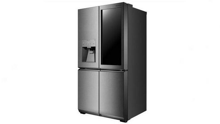 Свежий гаджет: холодильник «LG Signature».