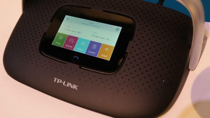 Свежий гаджет: маршрутизатор «TP-Link SR20 Smart Home Router».