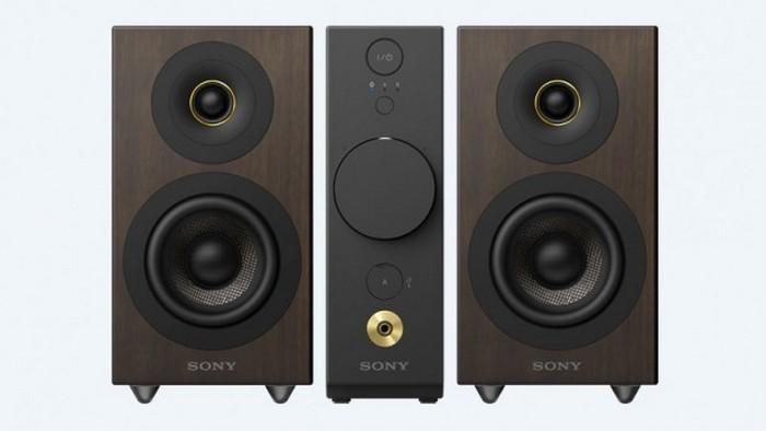 Свежий гаджет: компактная аудиосистема «Sony CAS-1».