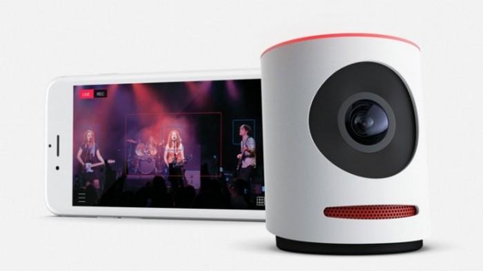 Свежий гаджет: мини-камера «Live Stream Movi».
