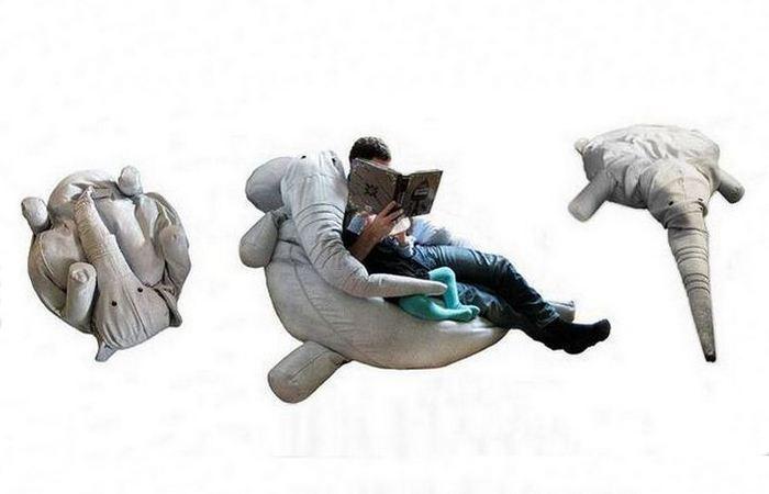 Кресло-мешок «Elephant».