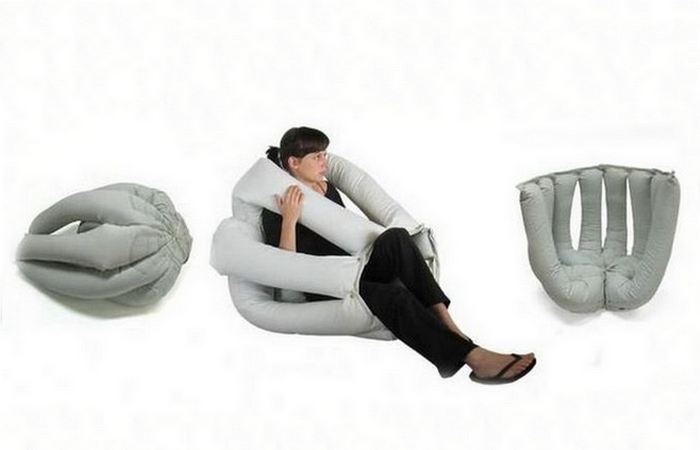 Кресло-мешок «Octobus beanbag».