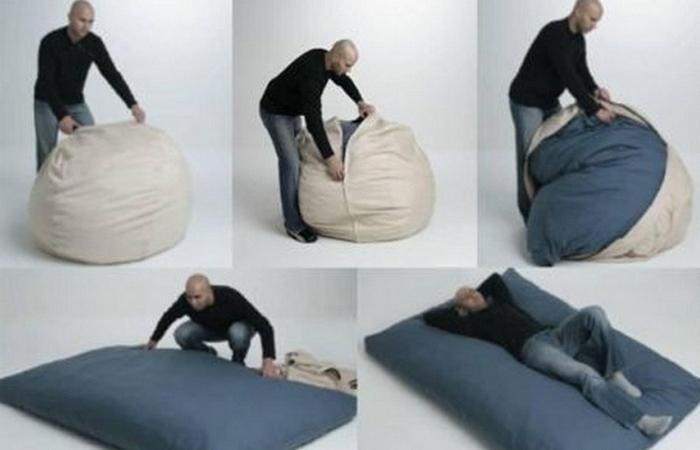 Трансформер кресло-кровать «Bean2Bed».