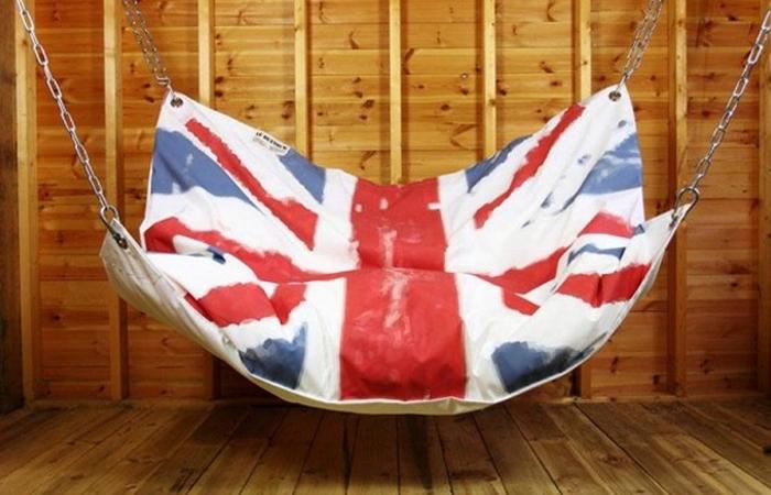 Кресло-гамак «Great Britain».