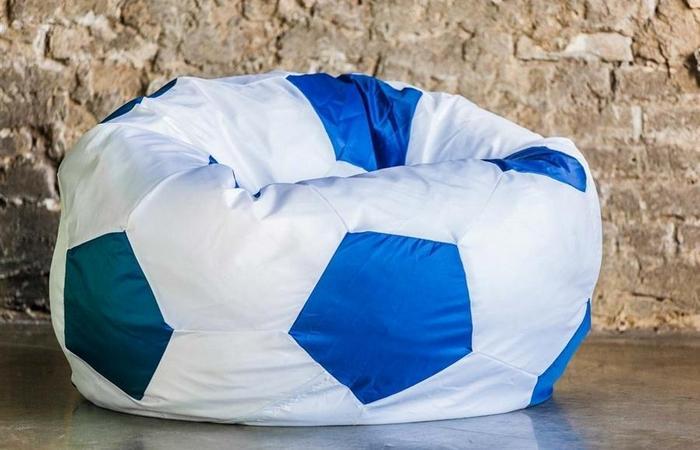 Кресло-мешок «Football ball».