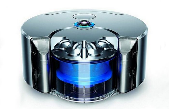 Пылесос Dyson 360 Eye Robot Vacuum.