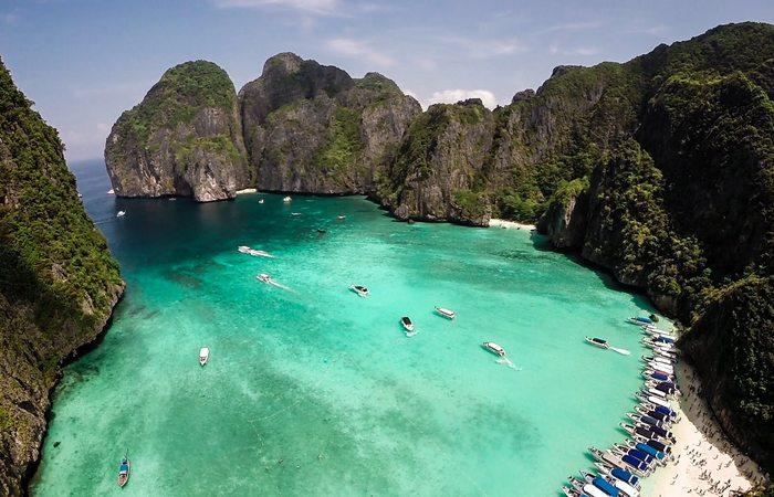 Пляж Патонг.