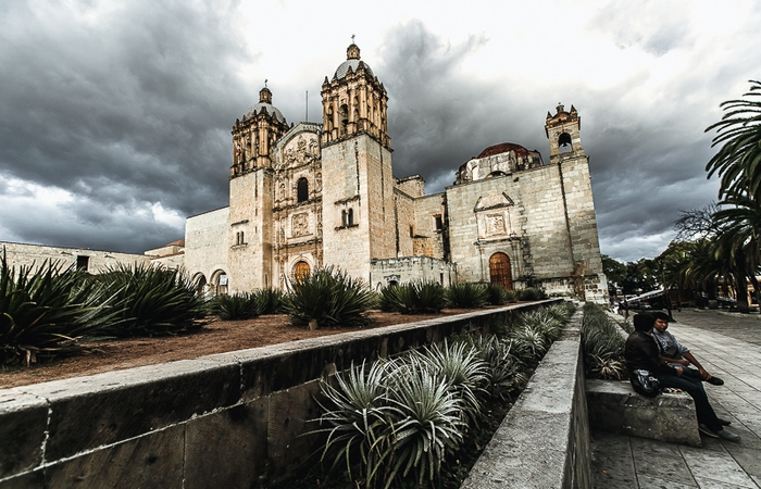 Оахака-де-Хуарес.