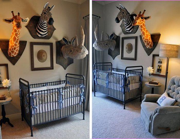 Не самое лучшее решение для интерьера детской комнаты.