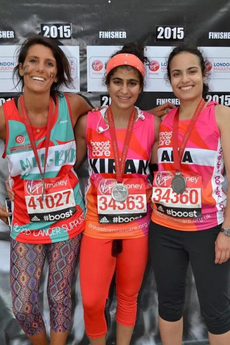 Критически дни на марафоне