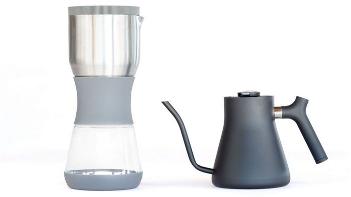 Кофеварка «DUO COFFEE STEEPER».