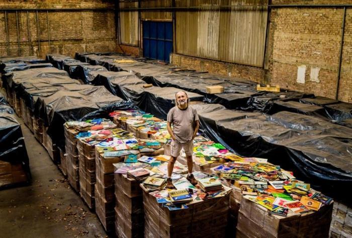 Зеро Фрейтас  и его невероятная коллекция.