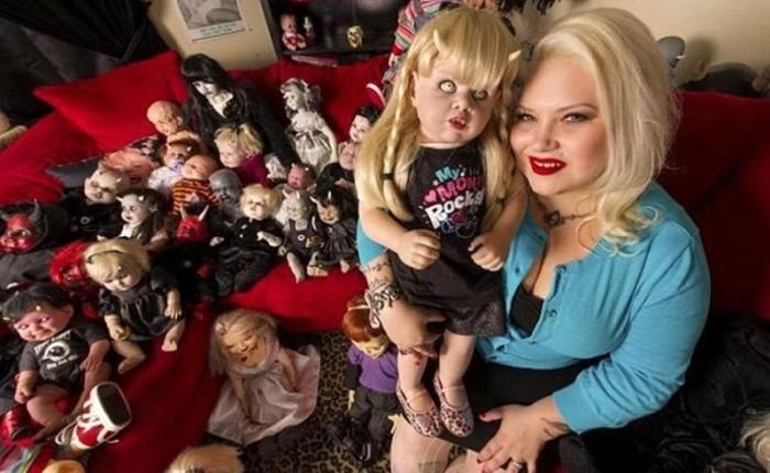 Самые странные куклы в мире.