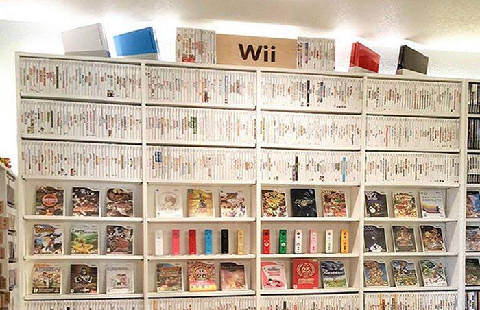 Более 1000 Игр Nintendo Wii