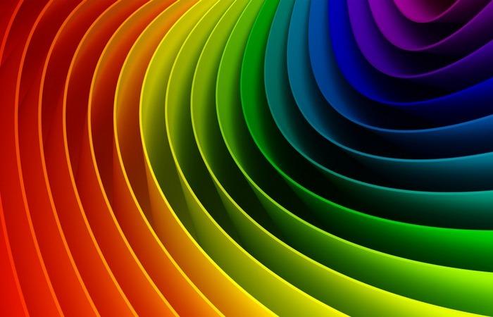 Цветовой спектр.
