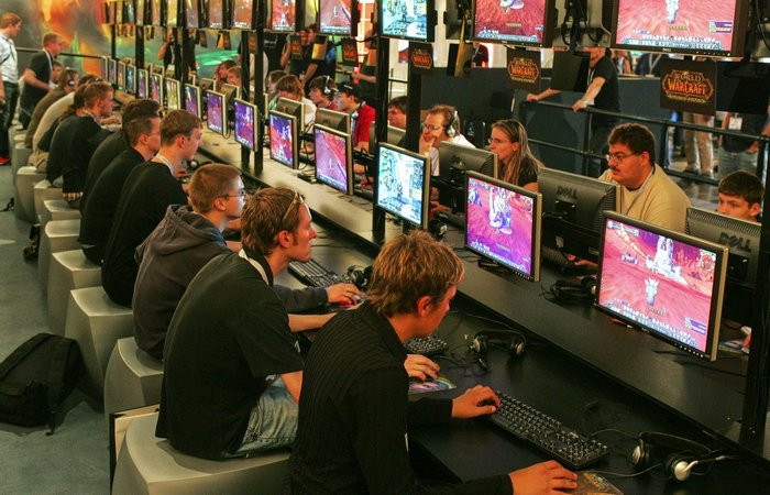 Компьютерные игры помогут «проапгрейдиться» в жизни.