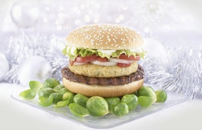 Гамбургер из брюссельской капусты и прочие странности фаст-фуда.