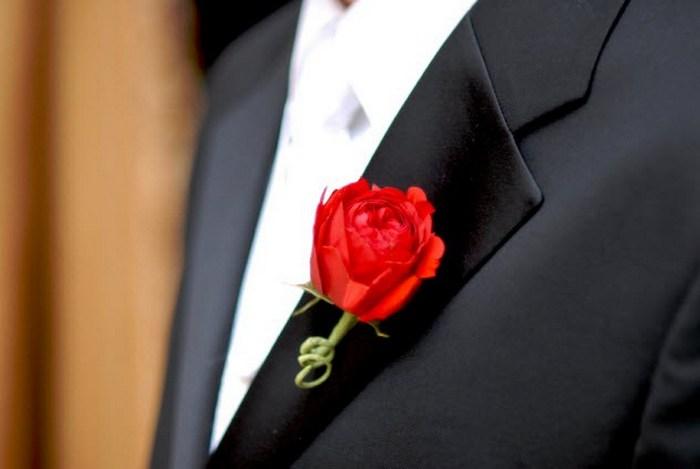 *Лучший человек* для жениха.