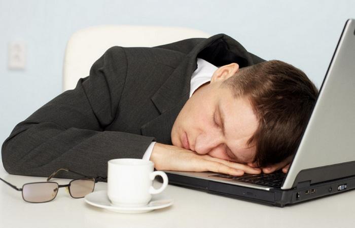 Дремота: «двойной» удар по усталости.