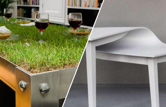 Самые необычные столы, которые хочется поставить у себя дома