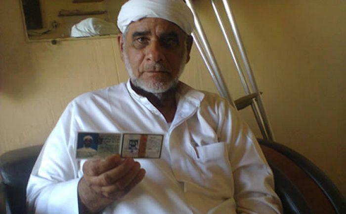 Даад Мохаммед Мурад Абдул Рахман - отец 96 детей.