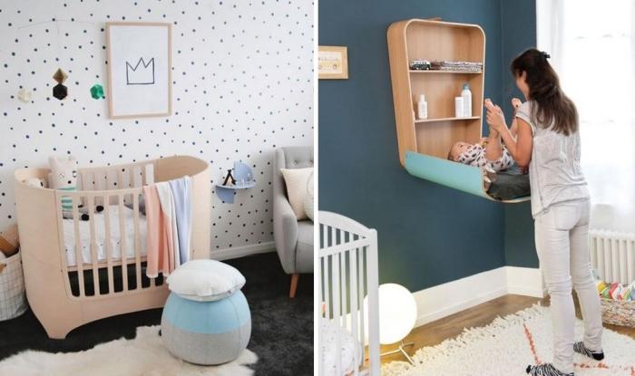 25 дизайнерских идей, которые сделают детскую комнату уютной и практичной.