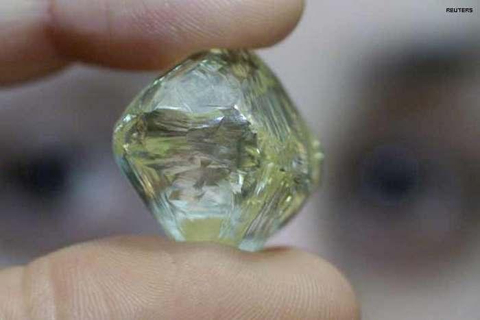 Алмаз в 83 карата.